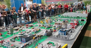 LEGO City Layout